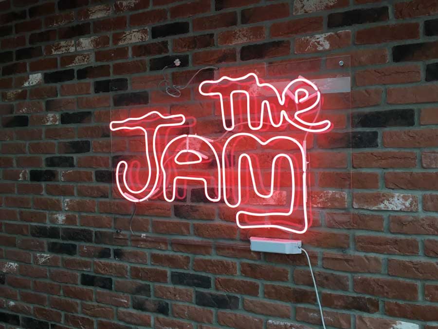 The Jam Sign